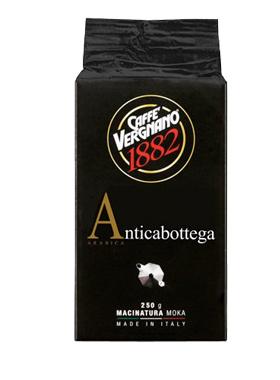 кофе молотая VERGNANO ANTICA BOTTEGA 250г