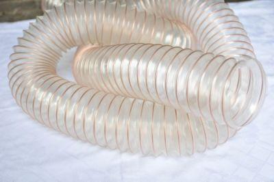 Przewód elastyczny rura podajnika pelletu Fi 60