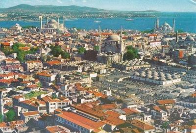 Турция - СТАМБУЛ - С высоты ПТИЧЬЕГО ПОЛЕТА - ЮНЕСКО