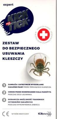 549a92e6e274 KICK the TICK kleszcze repelent Plus SPRAY 2 opak. - 7572139517 ...