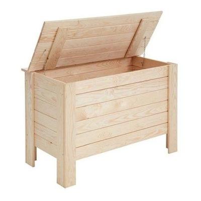 drevené Okno dreva priestranný box