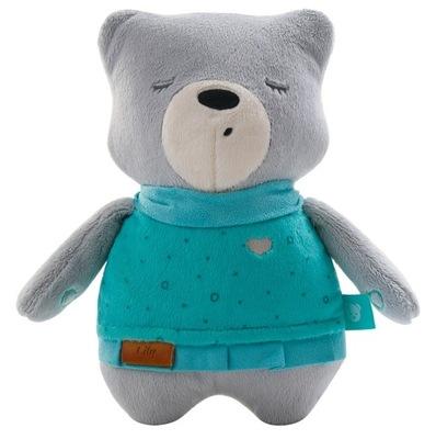 SZUMISIE Brblal Medveď SZUMIŚ LILY koliky TEETHER