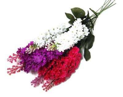 БЕЗ веточки 6 штук ВЫСОКАЯ искусственные цветы  !