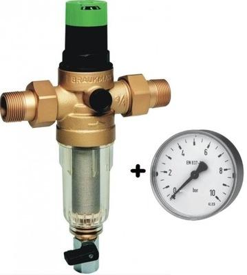 FILTER REDUKCIA pre Vodné FK06 1cal +tlakomer HONEYWELL