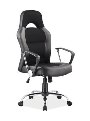 Moderné stoličky stoličky Q033 black ŠTÝLOVÝ 24 h
