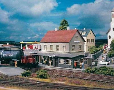 Железнодорожный вокзал Замковая Гора, Piko 61820