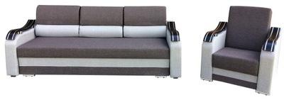 комплект КВАРТИРА диван + Кресло Бостона 3 +1