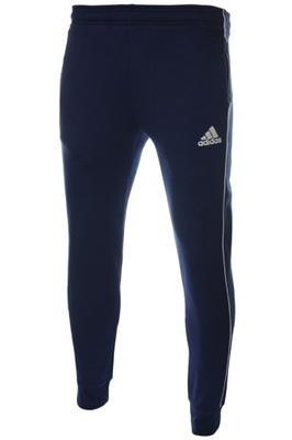Adidas spodnie dresowe męskie bawełna Core roz. M