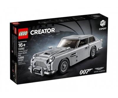 LEGO CREATOR Aston Martin DB5 James bond 10262
