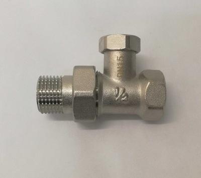 Priamy spätný uzatvárací ventil 1/2 DIAMOND