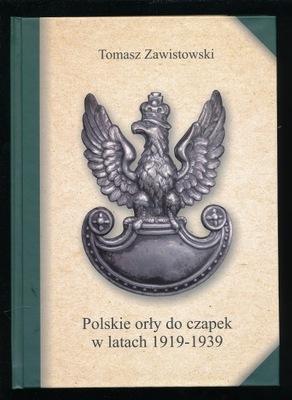 ОРЛОВ ??? ШАПОК 1919-39 Т. ZAWISTOWSKI (9294
