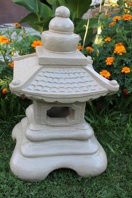 Pagoda, Lampa japońska. figura ogrodowa, lampy