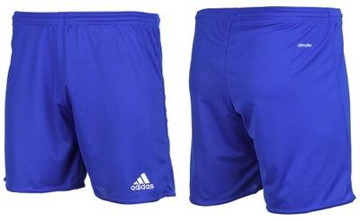 Spodenki Krótkie Niebieskie Adidas 152 cm 11 12 la