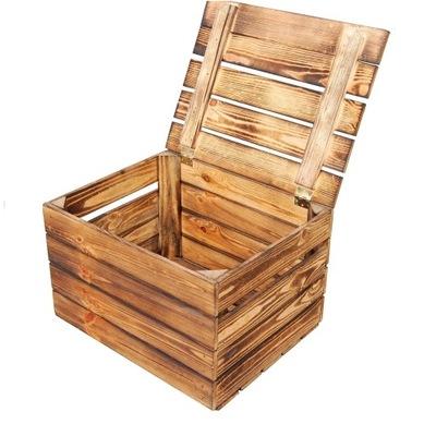 ящики деревянные коробка сундучок пуф г