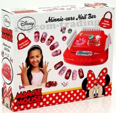 Set na Zdobenie Nechtov Minnie Mouse, DISNEY