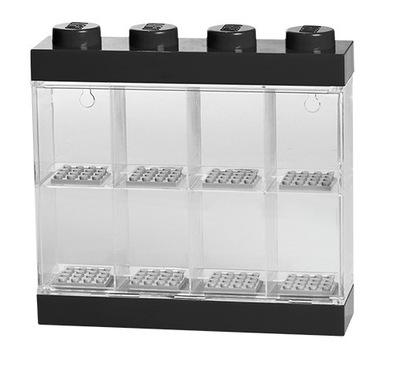LEGO 4065 DISPLAY GABLOTKA NA 8 MINIFIGUREK BLACK