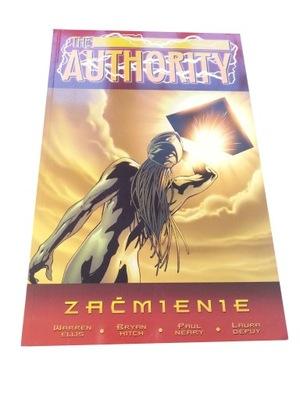 THE AUTHORITY - ZAĆMIENIE