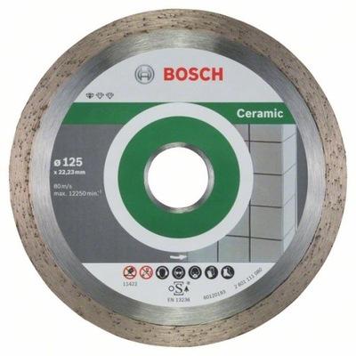 Bosch диск DIAMOND 125 ??  плитки керамогранит керамика