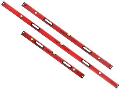 Laserový merač - Nastavte 3 úrovne PRO 100 150 200 cm 2 rukoväte