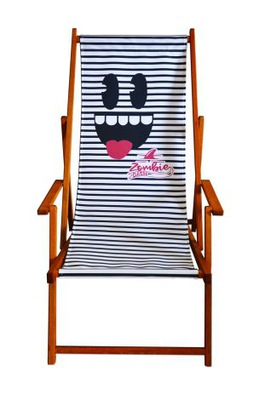 Leżak Komfort z logo Nadrukiem Nadruk + Projekt