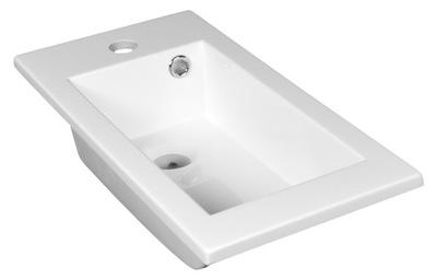 Umývadlo Umývadlová vložka 50x25 malá úzka