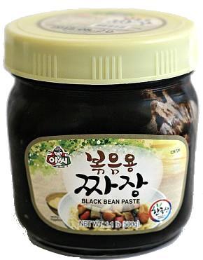 паста из Черной Фасоли Chajang - Корейская - 500?