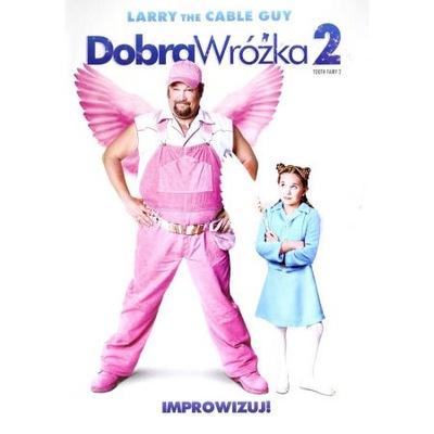 Dobra Wrozka 2 Dvd Folia 7967156952 Oficjalne Archiwum Allegro
