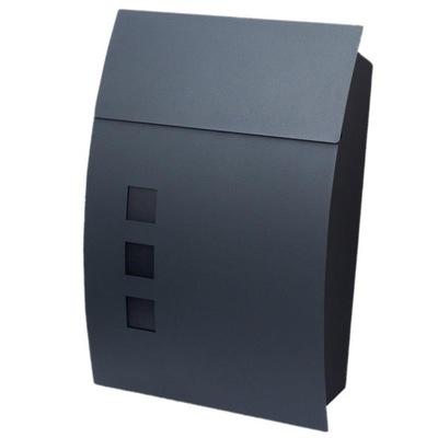коробка ЯЩИК ОДНОБУКВЕННОЕ НА письма ГАЗЕТЫ SN3649