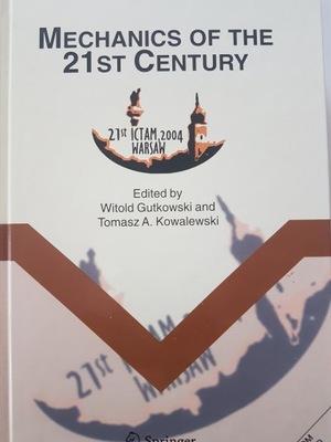 Mechanics of the 21st century Springer