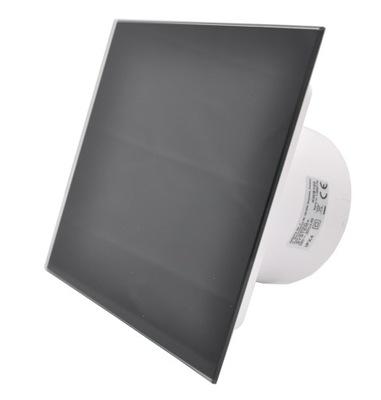 Ventilátor - SILENT kúpeľňový ventilátor Szklany Cz.Wilgoci 100