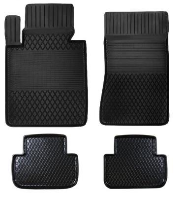 POLSKIE dywaniki gumowe wycieraczki do BMW 3 E30