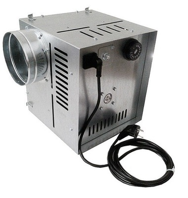 Turbíny AN1 400м3 ventilátor krb v DGP