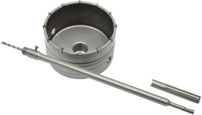 Dierová píla - Pásová píla na frézovanie betónu 100mm SDS + MAX 30cm