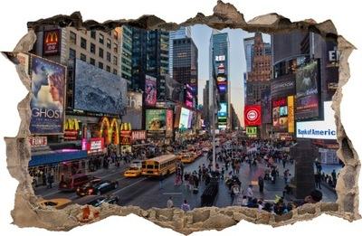 Nástenná samolepka - SÚPADY NA STENY Otvor NEW YORK 48 115x75 cm