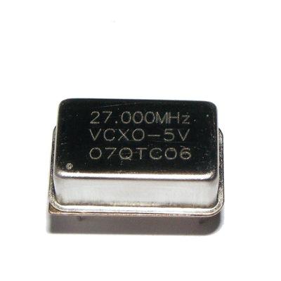 Generator kwarcowy kwarc 27.000Mhz VCXO-5V DIL14