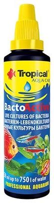 Tropical BACTO-ACTIVE 100мл BIOSTARTER БАКТЕРИИ