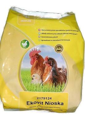 EKOVIT несушка витамины для кур 9 кг на яйца