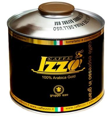 кофе в зернах Izzo КАФЕ Арабика GOLD 1 кг