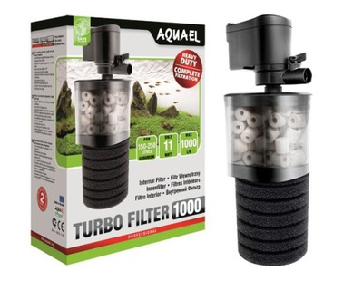 FILTER AQUAEL TURBO 1000 VNÚTORNÝ FILTER