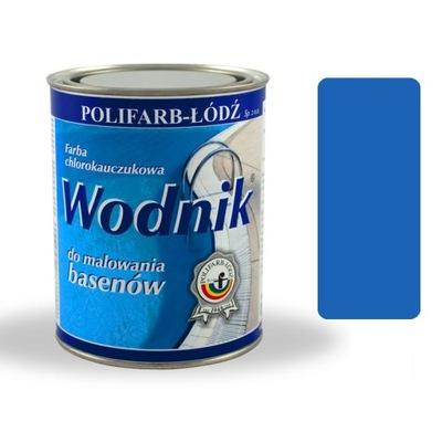 VODNÁR farba vody v bazénoch-0,8 modré svetlo