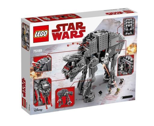 LEGO Star Wars Ciężka maszyna krocząca 75189