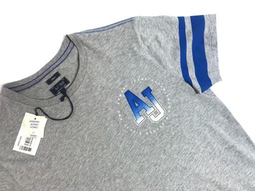 T-SHIRT Koszulka EMPORIO ARMANI L 9867016654 Odzież Męska T-shirty HW OCAKHW-8