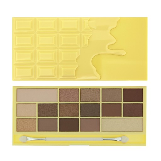MakeUp Revolution Heart Naked Chocolate Paleta