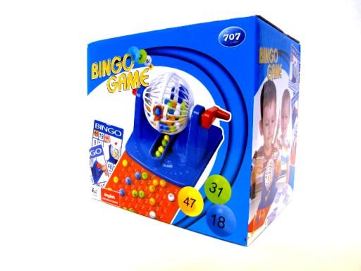 Gra BINGO świetna zabawa dla wielu uczestników