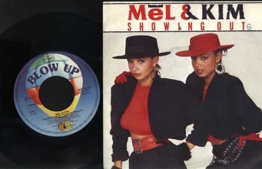 MEL & KIM - SHOWING OUT - SYSTEM