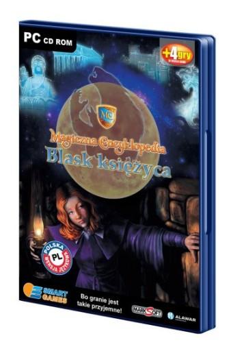 MAGICZNA ENCYKLOPEDIA 2: BLASK KSIĘŻYCA wersja PL