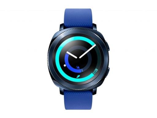 Smartwatch Samsung Gear Sport Niebieski 7038903191 Sklep Internetowy Agd Rtv Telefony Laptopy Allegro Pl