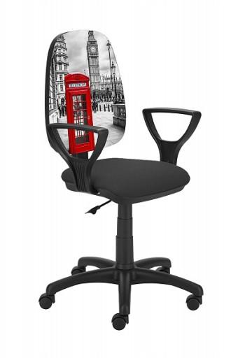 Krzesło Obrotowe Dla Dziecka Graffiti Nowy Styl
