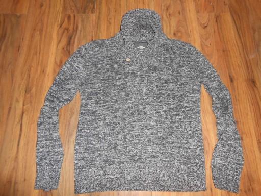 Super sweter H&M z Anglii rozm M 10765898578 Odzież Męska Swetry BD SYYNBD-7