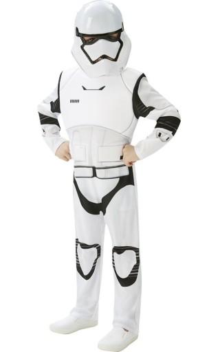 8158b546f1960c Kostium Strój Maska Stormtrooper Star Wars 7-8 lat 6733875945 - Allegro.pl  - Więcej niż aukcje.
